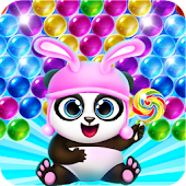 Panda Bubble Shooter Pop