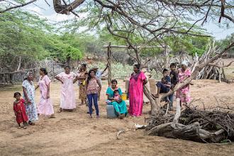 Photo: Antiguo pozo tradicional Wayuu - comunidad de Urruimana - Uribia
