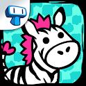 Zebra Evolution - Mutant Zebra Savanna Game icon