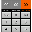 Countdown Timer + Stopwatch icon