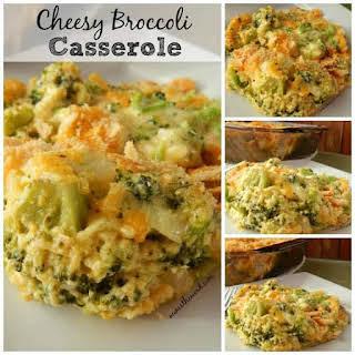 Cheesy Broccoli Casserole.