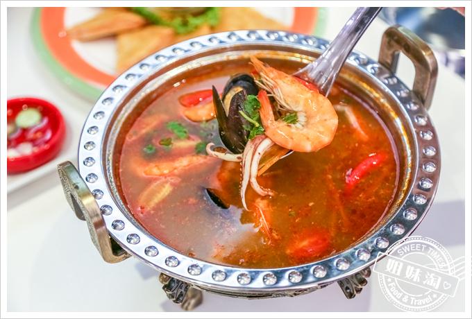 PAPAYA泰-泰式料理酸辣海鮮湯3