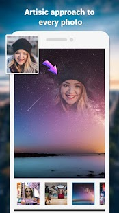Make Collage - Pic Editor & Stickers & Filters - náhled