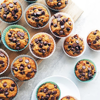 Chocolate Chip Muffins With Whole Wheat Flour Recipes.