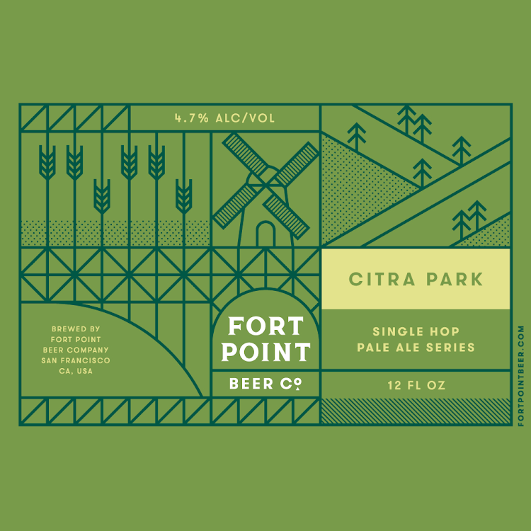 Logo of Fort Point Citra Park