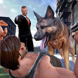 Secret Agent Police Dog Attack for PC and MAC