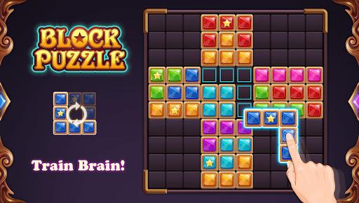Block Puzzle: Diamond Star Blast 1.3 screenshots 2