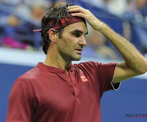 Federer roemloos ten onder tegen nummer 55 van de wereld
