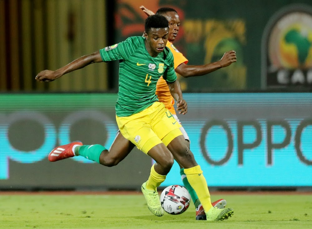 Teboho Mokoena was not on free-kick duty when he stepped up to take wonder shot