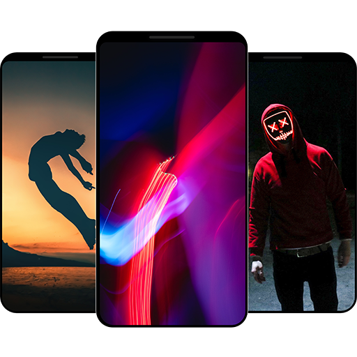 4K Wallpapers and Backgrounds HD Icon