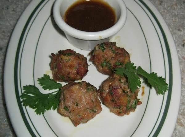 This Little Piggy Meatballs