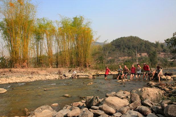 Randonnée de Dong Mu à Can Yen