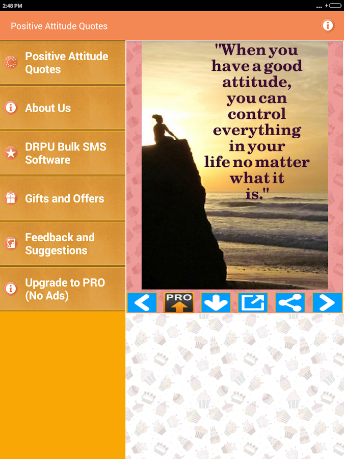 Positive Thinking Quotes Full- screenshot