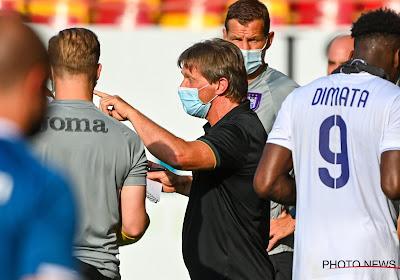 Anderlecht négocie pour un jeune de Manchester City