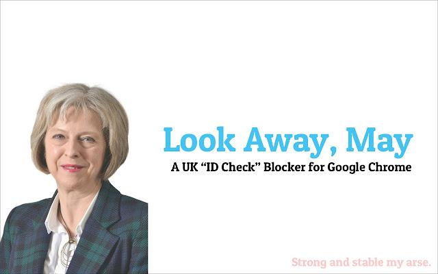 Look Away, May