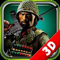 Front Commando Sniper Shooter icon