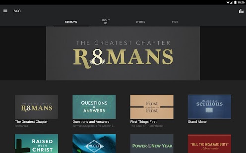 Sovereign Grace Church MN- screenshot thumbnail
