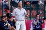 """John van den Brom geniet niet lang van overwinning in de Europa League: """"Ik zal moeten roteren tegen STVV, want dit houden we niet vol"""""""