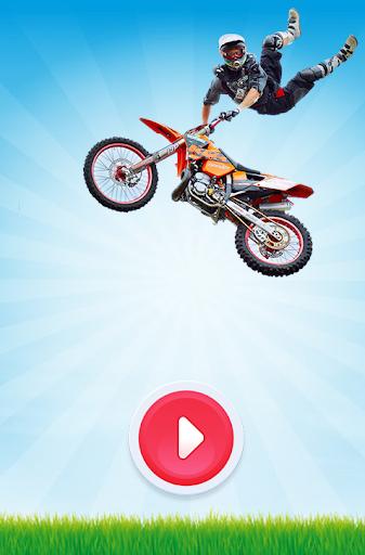 越野摩托車賽車遊戲
