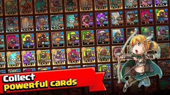 Crazy Defense Heroes MOD (Unlimited Money) 3