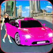 Crazy Taxi Car Games: Crazy Games Car Simulator