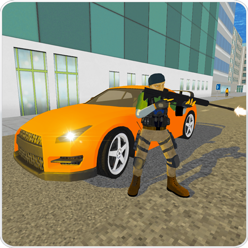 Real Gangsters Crime City 3D