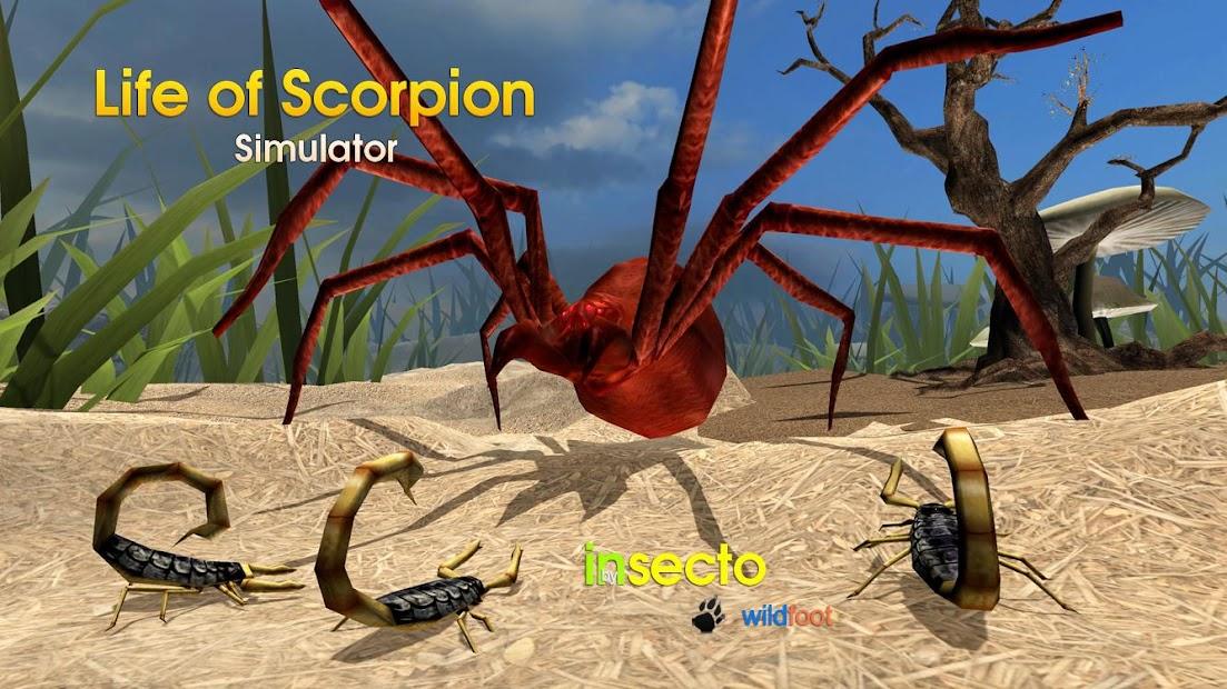 Life of Scorpion screenshot 1