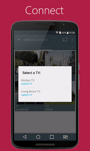 LG webOS Connect v1.1.6 screenshots 1