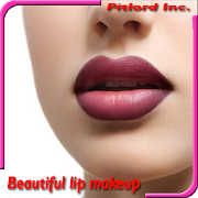 Beautiful lipstick makeup 1.0 Icon