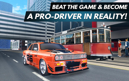 Driving Academy 2: Drive&Park Cars Test Simulator