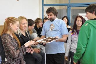 """Photo: Sponsor """"Královská čokoláda""""."""
