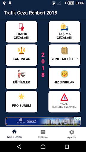 Trafik Ceza Rehberi 2018 screenshot 2