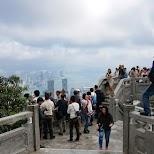 Victoria Peak in Hong Kong, , Hong Kong SAR