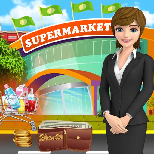 Supermarket Business Empire Manager: Cashier Pro (game)