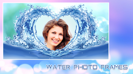 Water Photo Frames FX