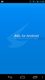 AVL Screenshot