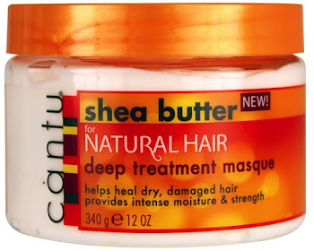 Cantu Shea Butter Deep Treatment Masque - 12oz