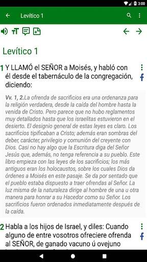 Biblia de estudio Reina Valera 3.0 Screenshots 6