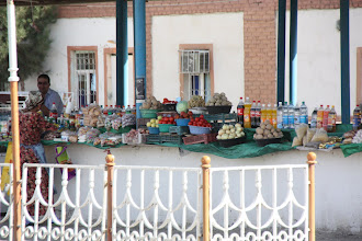 Photo: Day 160 - Market Stall in Mary