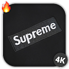 Supreme wallpapers HD 4K 2018 icon