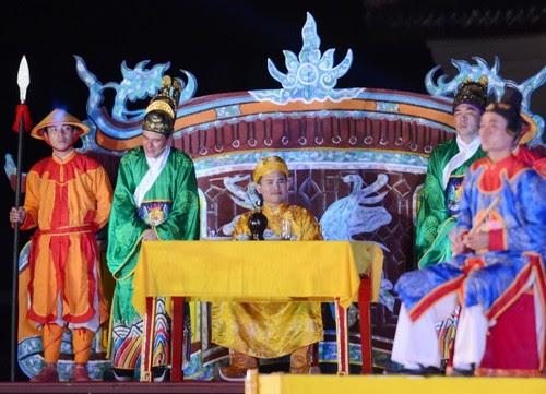 Đại Nội Huế, đặc sắc Đêm Hoàng cung 3