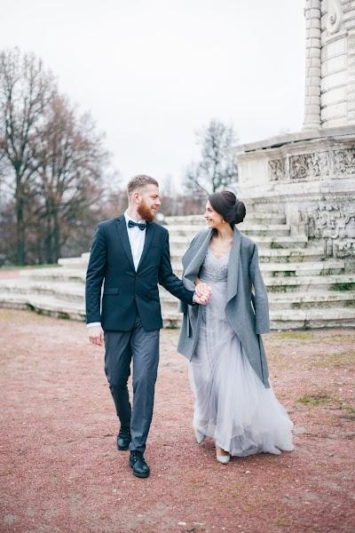 Свадебный фотограф Анна Немурова (annanemurova). Фотография от 16.11.2017