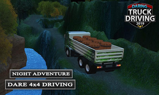 Offroad Transport Truck Driving - Jeep Driver 2019  screenshots 3