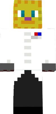 Yet Another version of my 'classic' skin Nibby The Scientist