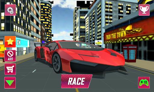 3D Speed Car Racing