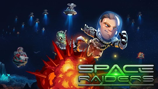 Space Raiders RPG 3.1 Android Mod APK 1