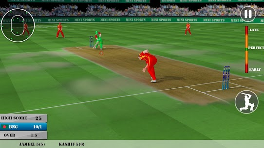 Cricket World Tournament Cup  2019: Play Live Game Apk  Download For Android 2