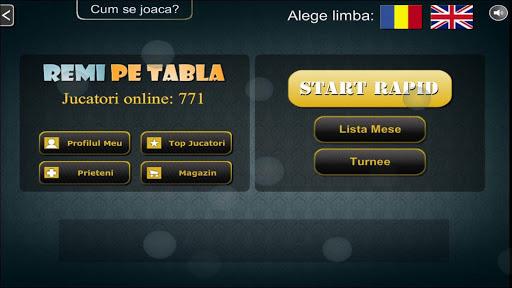 Rummy PRO - Remi Pe Tabla  screenshots 4