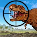 Wild Dinosaur Hunting Games icon