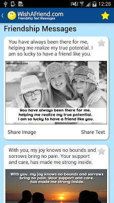 Friendship Quotes & Messages - screenshot